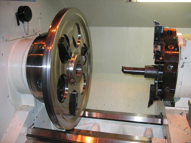 Linhjul Ø650mm